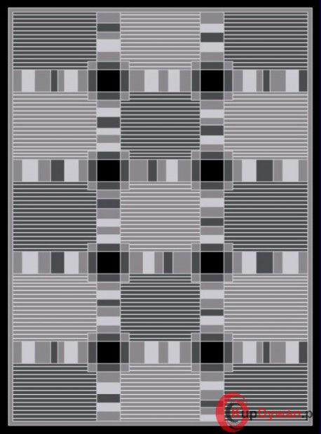 Dywan ROMANS 2111 GRAPHITE