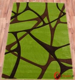 Dywan RUMBA 8415 Green Brown