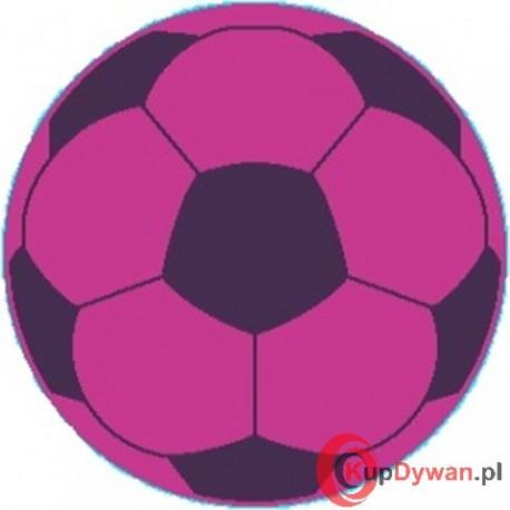 dywan JUPPI piłka fiolet