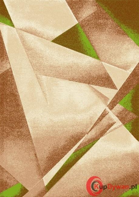Dywan SAMBA 7839 beż zielony