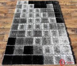 Dywan SEHER 3D 2615 BLACKGREY