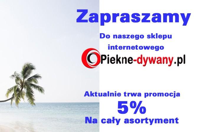 Sklep www.piekne-dywany.pl Zaprasza